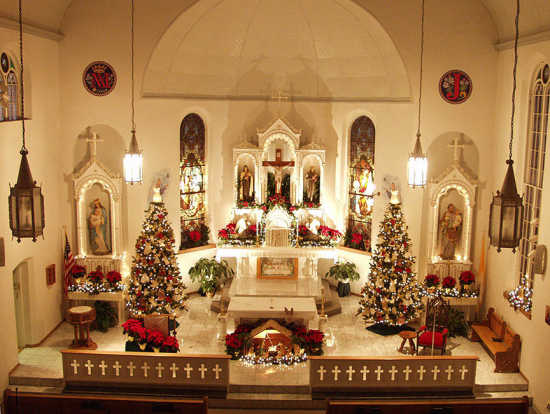 Past Christmas Country Church Tour