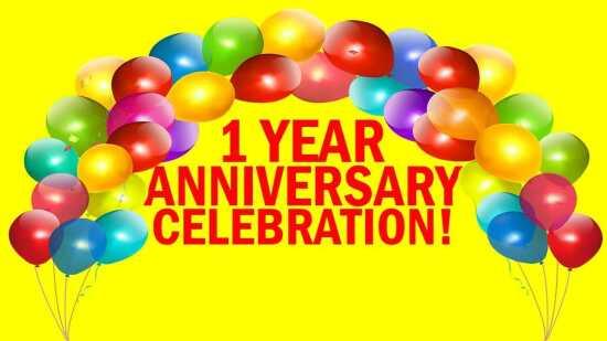 Past One Year Anniversary Celebration At Safari Playland