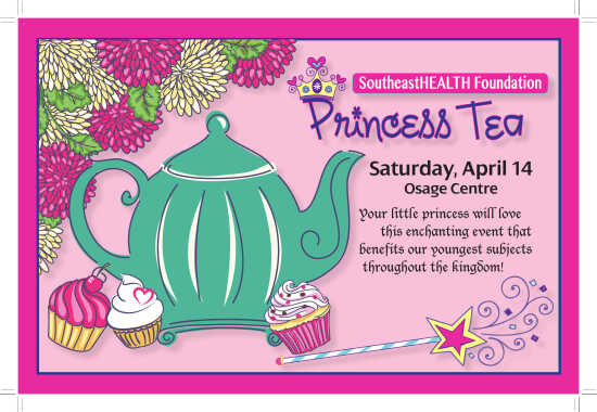 southeasthealth foundation princess tea semoevents com